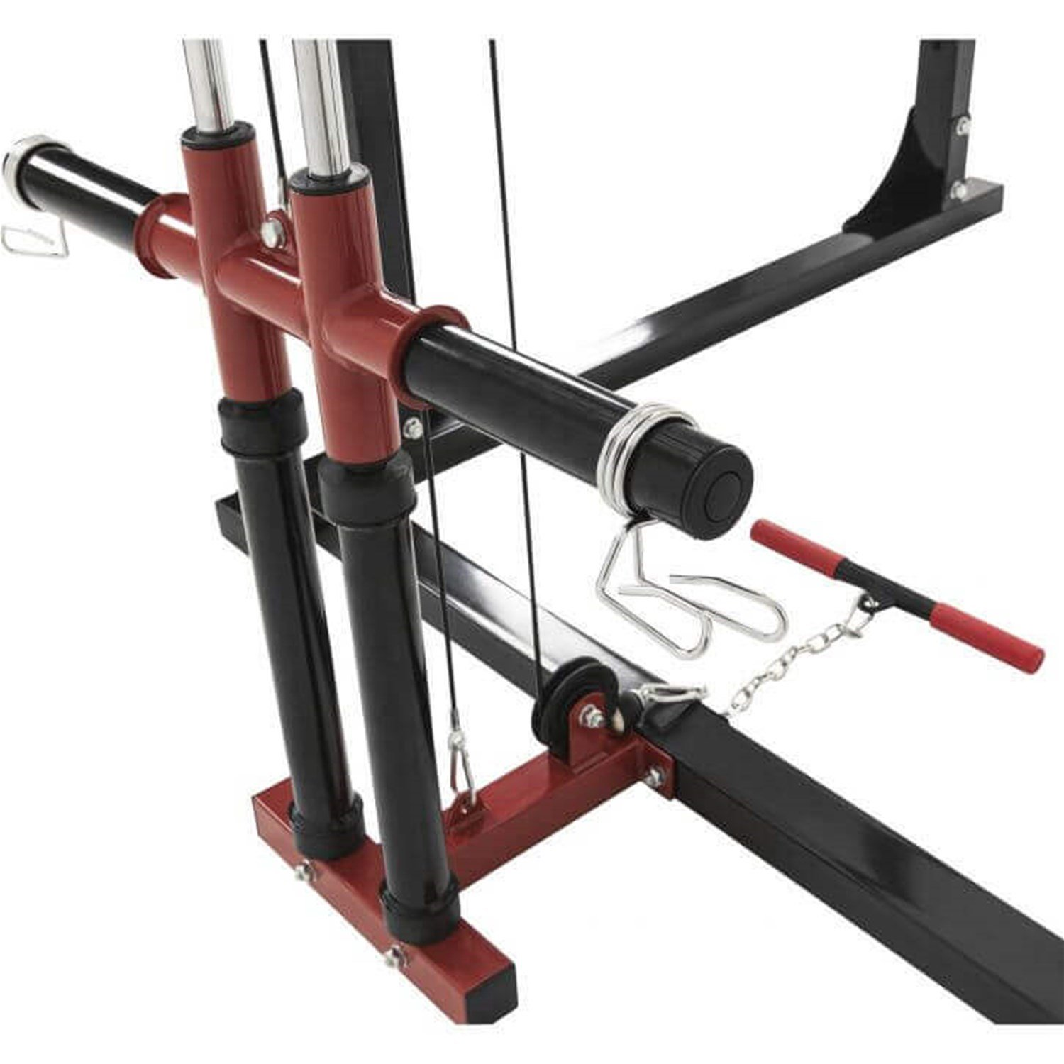 Power Rack Cage - Ink kabelstation - 6