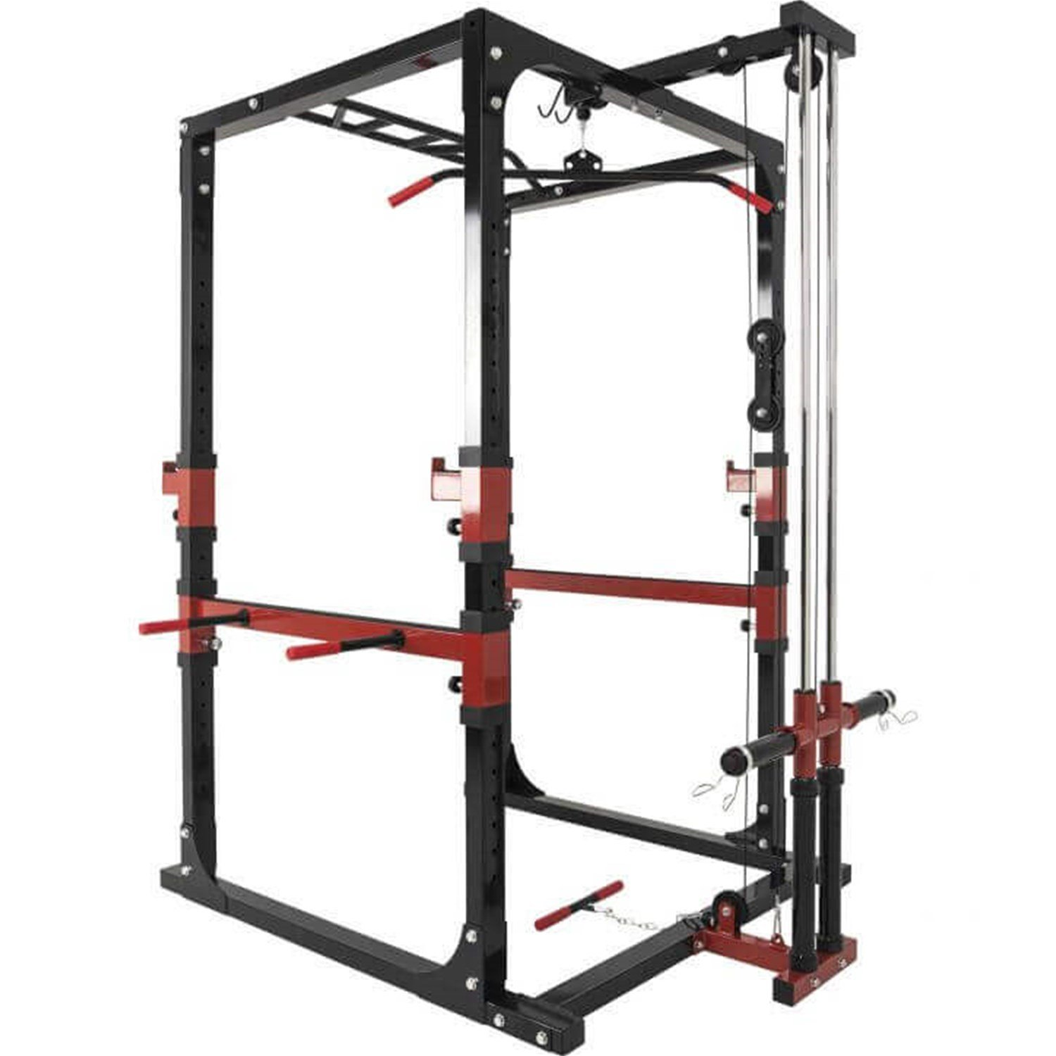 Power Rack Cage - Ink kabelstation - 4