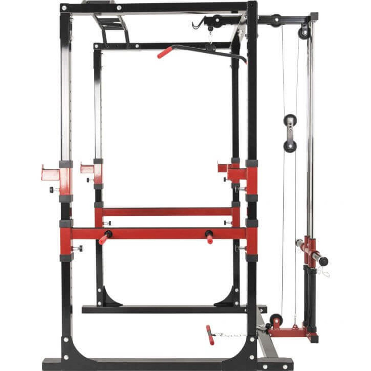 Power Rack Cage - Ink kabelstation - 3